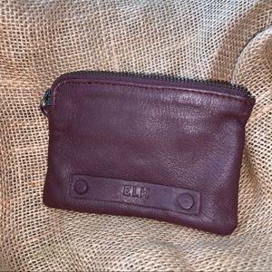 Mini ELK Eggplant wallet
